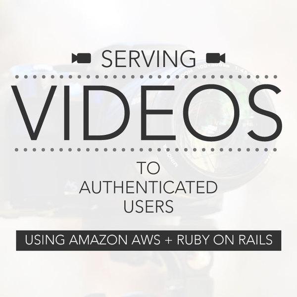 Servingvideotoauthenticatedusers