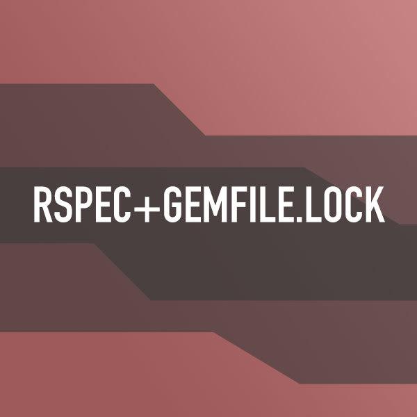 Rspecgemfilelock